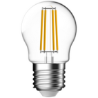 Gp Led Lamp E27 4,4W 470Lm Kogel Filament