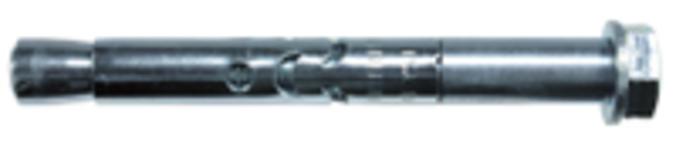 Fischer Hulsanker met tapbout verzinkt FSA 8/65 S/119