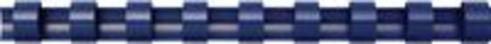 Fellowes bindruggen, pak van 100 stuks, 8 mm, blauw