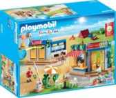 Playmobil Family Fun grote camping 70087