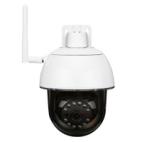 SecuFirst draadloze IP beveiligingscamera pan/tilt outdoor CAM214