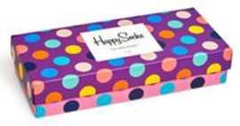 Happy Socks Sokken kadobox Big Dots multi