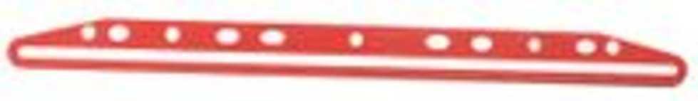 STAR archiefbinder Magi-clip, zakje van 12 stuks