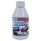 HG metaalglans voor chroom, rvs en aluminium 250 ml