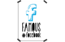 Poster: Famous on Facebook