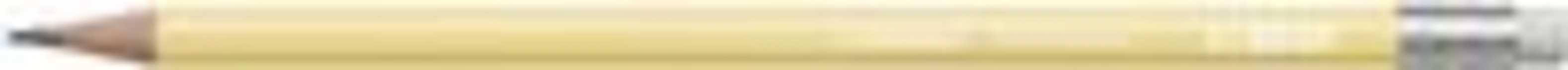 Stabilo potlood Swano pastel, geel, met gom