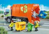 Playmobil City Life Afval recycling truck 70200
