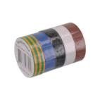 Isolatieband 4,5m lang 15mm breed 5 stuks