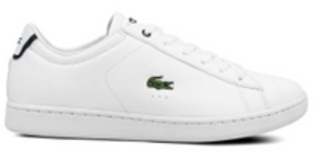 Lacoste Carnaby Evo 7-33SPM1002001 Wit-44.5  maat 44.5