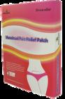 Pleister voor menstruatiepijn