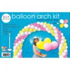 Ballonnenboog leuk voor feesten