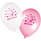 Hello Kitty 8 stuks gemengde kleuren