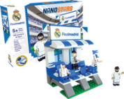 Nanostars - Real Madrid Tribune Bouwset
