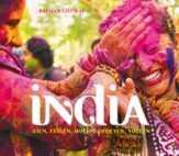 INDIA zien, ruiken, horen, proeven, voelen