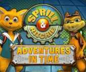 Denda Sprill and Ritchie: Adventures in Time, PC video-game