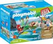 Playmobil Starter Pack StarterPack Kayak training 70035