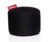 Fatboy Point Stonewashed pouf -Zwart