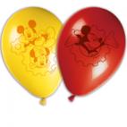 Mickey Mouse 8 stuks gemengde kleuren