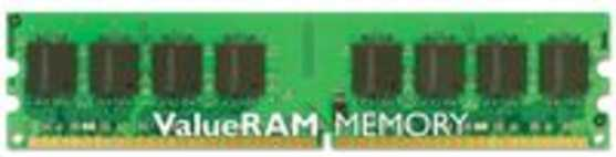 Kingston Technology ValueRAM 2GB 800MHz DDR2 Non-ECC CL5 DIMM geheugenmodule
