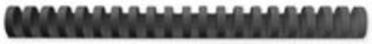 GBC CombBind bindruggen, doos van 100 stuks, 16 mm, zwart