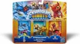Skylanders Giants Scorpion Striker Battlepack