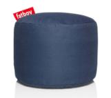 Fatboy Point Stonewashed pouf -Blauw