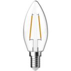 Gp Led Lamp E14 2W 250Lm Kaars Filament