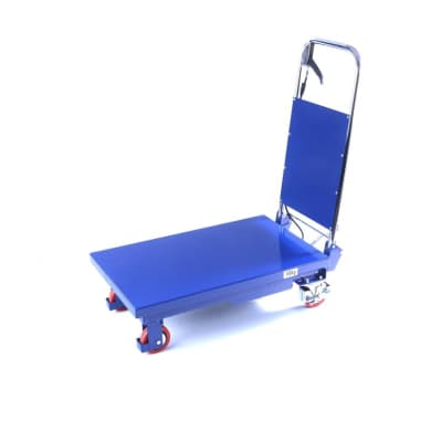 Hubtischwagen - Scherenhubtisch - Tragkraft 150 kg - Hubhöhe 740 mm