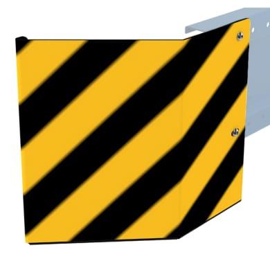 Anfahrschutz Eckschutz 135° links f. Palettenregal