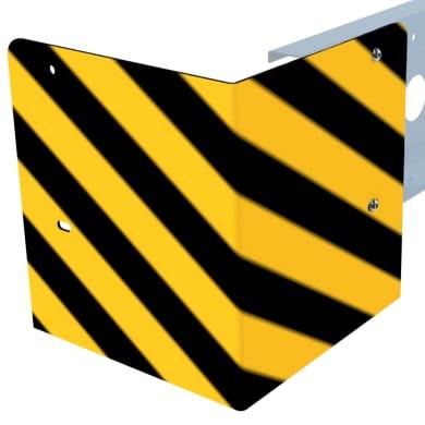 Anfahrschutz Eckschutz 90° für Palettenregal