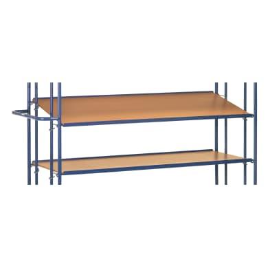 Fetra Etagenboden, einhängbar - Holzboden