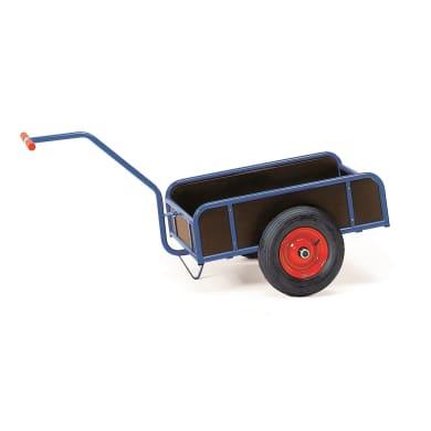 Fetra Handwagen mit Wänden - Kapazität 400kg