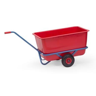 Fetra Handwagen mit Kasten - Kapazität 200 kg