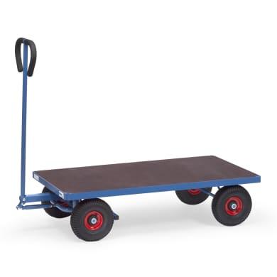Fetra Handwagen mit Plattform - Kapazität 500kg