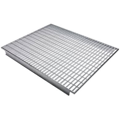 Gitterböden für Palettenregale (1100 mm x 880 mm) - 1000 kg