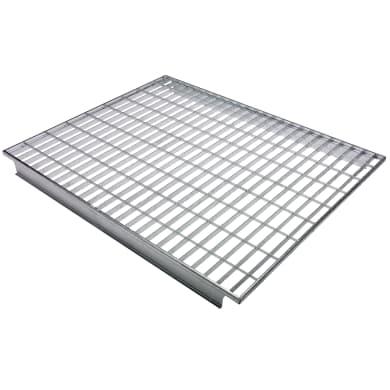 Gitterböden für Palettenregale (1100 mm x 880 mm) - 800 kg