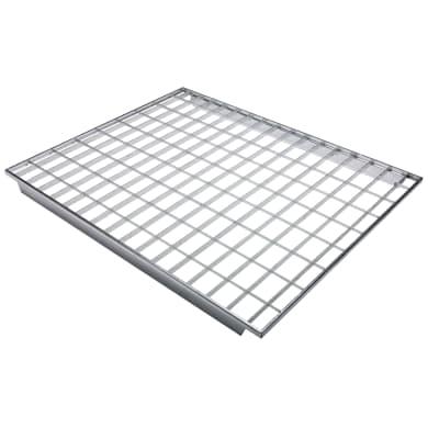 Gitterböden für Palettenregale (1100 mm x 880 mm) - 500 kg