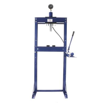 Werkstattpresse ECO mit Manometer Pressdruck 20000 kg