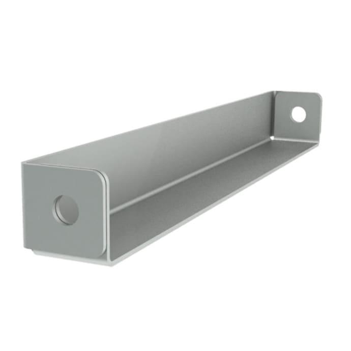 Abstandhalter für Palettenregal 400mm