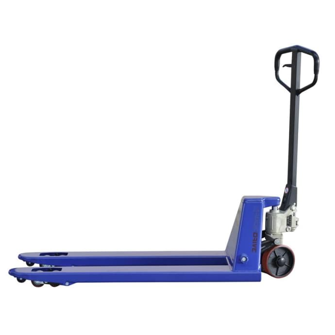 Hubwagen 3500 kg blau