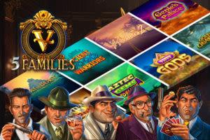 Syyskuun uudet kolikkopelit AHTI Kasinolla