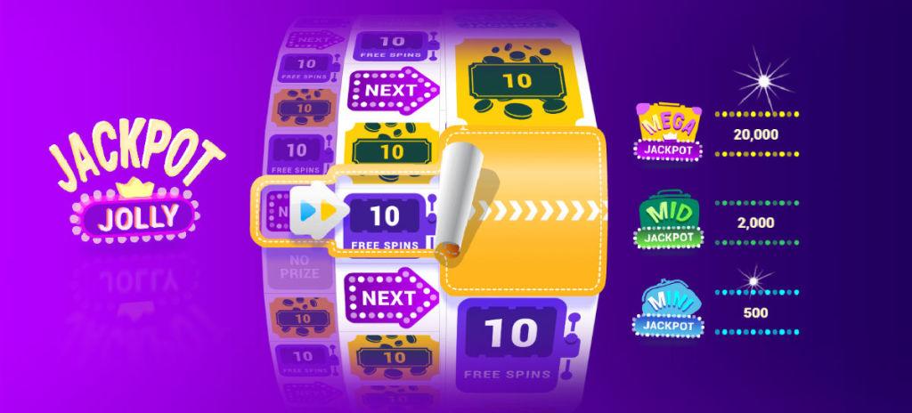 AHTI Games Jackpot Jolly ilmaiskierrokset