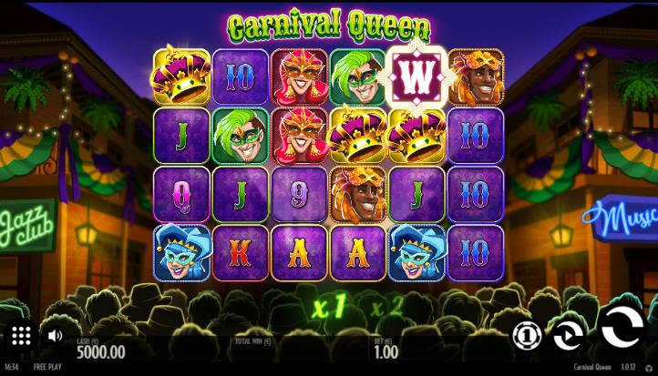 AHTI Games Carnival Queen