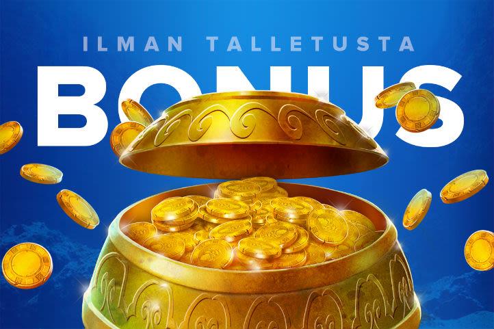 AHTI Games Bonus ilman talletusta