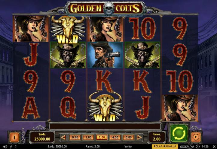 AHTI Games Golden Colts