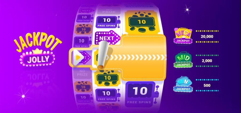 AHTI Games Jackpot Jolly peli