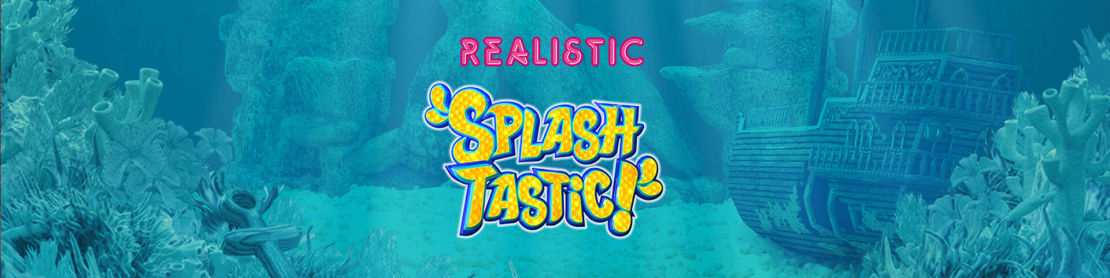 Realistic Splash Tastics