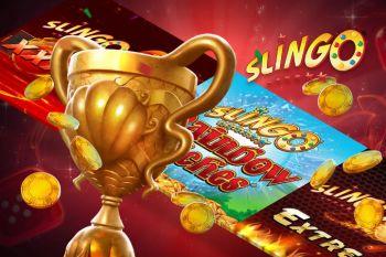 Voita mielettömiä palkintoja Slingo-turnauksesta
