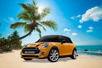 Kesän paras turnaus – jaossa 4 Mini Cooperia