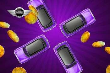 Spin a Mini joulu -kilpailu